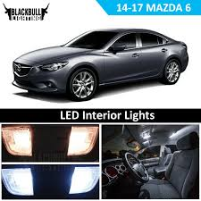 2014 Mazda 6 Interior Lights Details About White Led Interior Light Accessories Package Kit Fits 2014 2017 Mazda 6