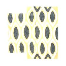 gray bathroom rug sets yellow and white bathroom rugs yellow and gray bathroom rug yellow and gray bathroom rug
