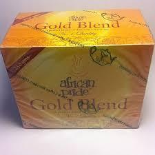 African Pride <b>Gold Blend</b>- <b>Loose</b> Tea 250g | kilimanjaro