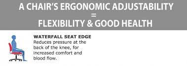 big man office chair 500 lb ergonomic features