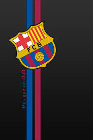 fc barcelona iphone 4 hd by 7thedevil7