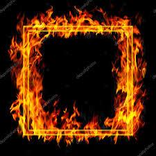 fire frame stock photo korovin