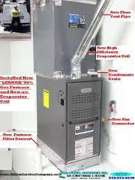 lennox 80 furnace. new furnace installation lennox 80 r