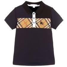 Burberry Polo Shirt Size Guide Rldm