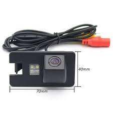 Специальная автомобильная <b>камера заднего вида</b> для парковки ...