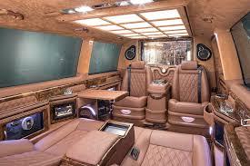 Auto Mobile Office Klassen Noble T5 Volkswagen Business Luxury Van Road Offic