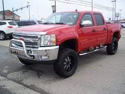 Used 2012 Chevy Silverado 1500 Lt Rocky Ridge Conversion For Sale Trucks Lifted Trucks Chevy Pickup Trucks