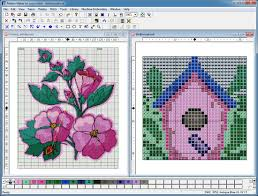 Cross Stitch Pattern Generator Cool Cross Stitch Patterns Maker To Download