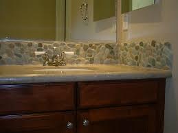 backsplash bathroom ideas. Bathroom Beautiful Mosaic Back Splash Tiles Pattern Tile Backsplash Ideas Vanity N