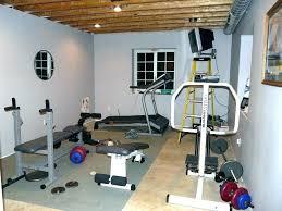 basement gym ideas. Basement Home Gym Unfinished Gyms Beach  Style Medium Ideas Turn Into Large Size Basement Gym Ideas