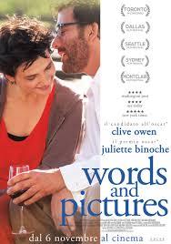 La recensione di Words and Pictures
