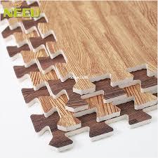 foam floor tiles wood grain modern looks baby toys eva foam wood grain floor play