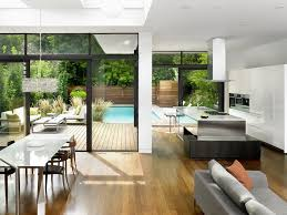 A simple and modern home: The minimalist interior design