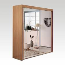 image mirrored sliding. Sliding Door Mirrored Wardrobe Image