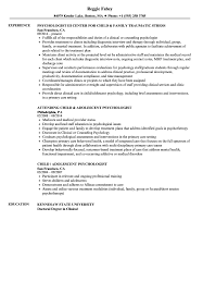 Counseling Psychologist Sample Resume Sample Cv For Graduate School Psychology Personal Statement Of 100