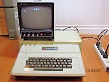 apple 2gs. vintage apple ii computer - not plus, or iie monitor/ 2gs 7