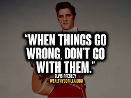 Elvis Quotes Enchanting 48 Of The Most Iconic Elvis Presley Quotes Wealthy Gorilla