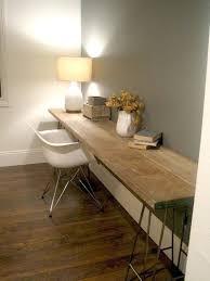 desk best 25 wooden desk ideas only on desk for study long desk and