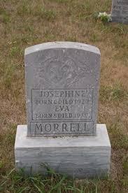 Josephine Morrell (1929-1929) - Find A Grave Memorial