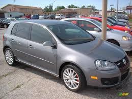 2007 United Grey Metallic Volkswagen GTI 4 Door #14988849 ...