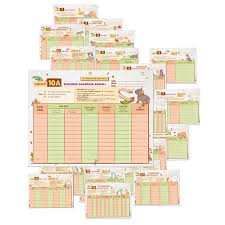 Food Items 3 Photo Worksheet Set Chart And Refill For Puppy