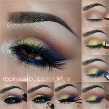 smokey eye makeup tutorial with a hint of color health wealth and