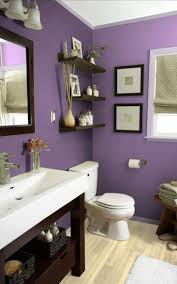 Bathroom Ideas Purple