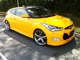 hyundai veloster 2014 yellow. Simple 2014 Yellow Hyundai Veloster 138 Hp Intended 2014