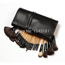 hot 24 pcs professional makeup forever brush kit makeup brushes sets cosmetic brushes pincel de