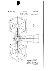 patent us2437000 toy ferris wheel google patents patent drawing