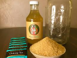 how to make kombucha tea old farmer s
