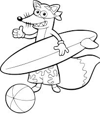 Jeux De Dora Coloriage Gratuit Animaux Coloriages Sirenes