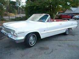 1963 Chevrolet Impala wallpapers, Vehicles, HQ 1963 Chevrolet ...