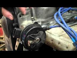 how to install a distributor on a b2200 by shayne b youtube Points Distributor Wiring Diagram at 1991 B2600i Distributor Wiring Diagram
