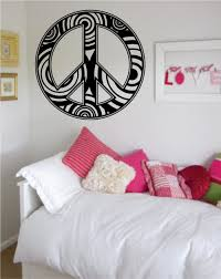 Peace Sign Decor For Bedroom Online Get Cheap Peace Sign Art Aliexpresscom Alibaba Group