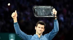 atp rankings despite paris heartbreak djokovic reclaims top spot