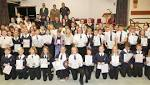 Pictures: Newcastle Emlyn School awards