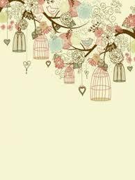 vintage birdcage wallpaper. Brilliant Birdcage Tree Branches With Bird Cages With Vintage Birdcage Wallpaper U