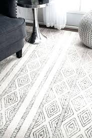 black and white area rug cludg cowhide ikea striped 5x7 rugs target
