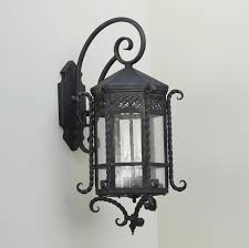 spanish wall lights style outdoor lighting fixture . spanish wall lights ...