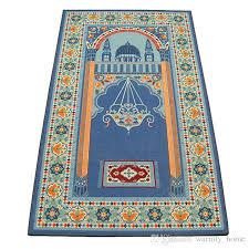 muslims pray persian rugs carpet mat floor cover cut pile multi color high quality soft material persian rug muslims carpet pray rugs carpet with