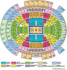 Birds Nest Seating Chart Famous Arenas Halls Buildings