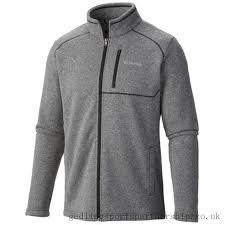 men columbia fleece jackets horizon divide fleece jacket black heather