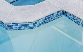 full line of quality swimming pool tile