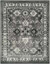gray and white rug black rugs 8