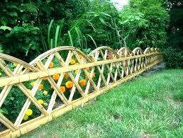 small garden fence ideas small fence ideas small landscaping fences small fences for gardens small garden