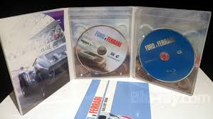Ferrari movie directors had its biggest stunt planned for the 24 hours of le mans scene. Ford V Ferrari 4k Blu Ray Release Date February 11 2020 Target Exclusive Digipack