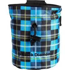 Купить <b>Мешочек для магнезии Black</b> Diamond Print Chalk bag ...