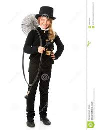 Chimney Sweeper Chimney Sweeper Girl Stock Photo Image Of Little Luck