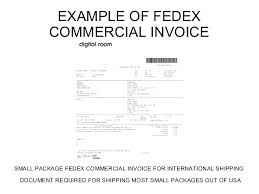 Printable Commercial Invoice Template Commercial Invoice Kinumaki Club